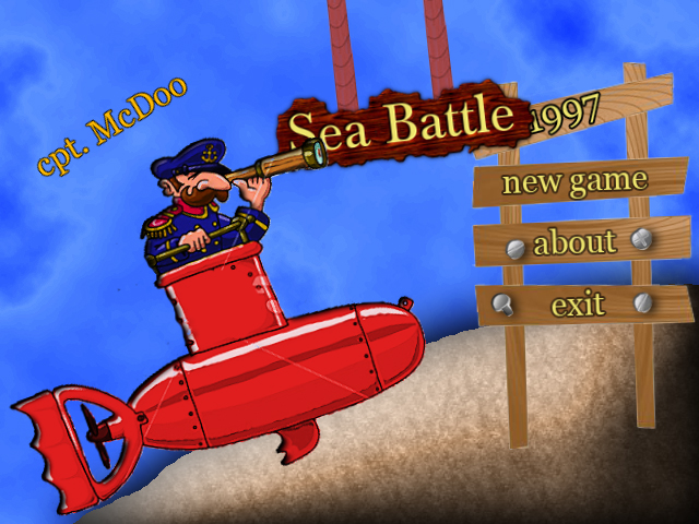 Sea Battle 1997